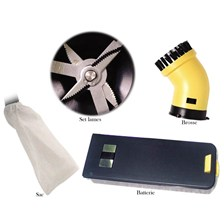 ACCESSOIRE DE RECHANGE LAGUNA POUR ASPIRATEUR BROYEUR POWERCLEAN