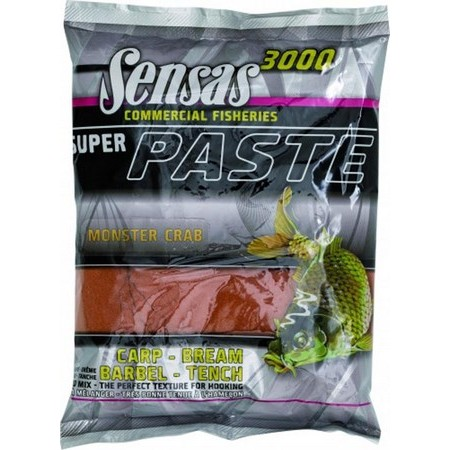 AMORCE SENSAS 3000 COMMERCIAL PASTE MONSTER CRAB - 600G