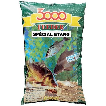 "AMORCE SENSAS 3000 FEEDER ""SPECIAL ETANG"""