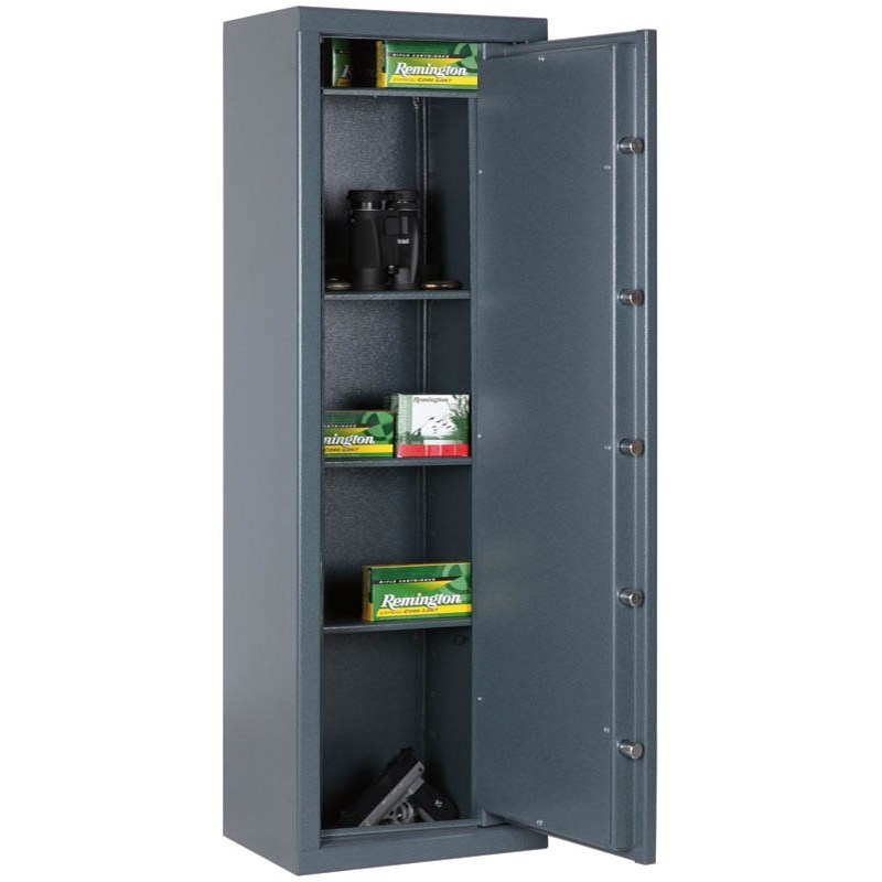armoire forte infac gamme classic etageres. Black Bedroom Furniture Sets. Home Design Ideas