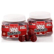 BOUILLETTE DYNAMITE BAITS 50/50 HOOKBAITS RED FISH