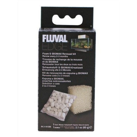COMBI MOUSSE & BIOMAX FLUVAL EDGE