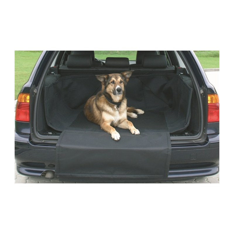 Dog protection cover car boot for Housse protection siege voiture pour chien