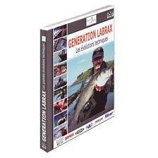 DVD OBJECTIF PECHE GENERATION LABRAX