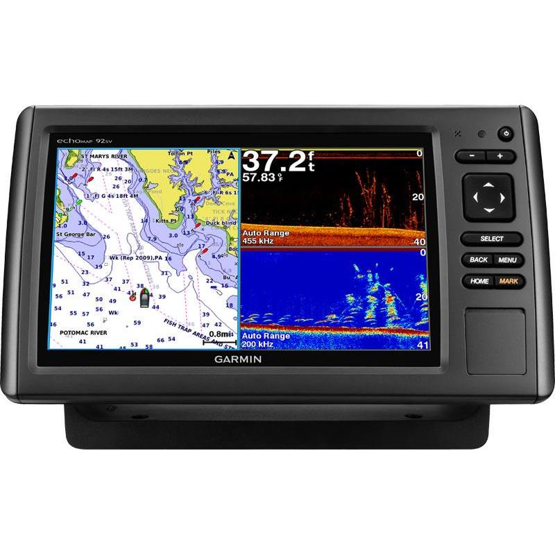 fishfinder / gps garmin echomap 92sv, Fish Finder