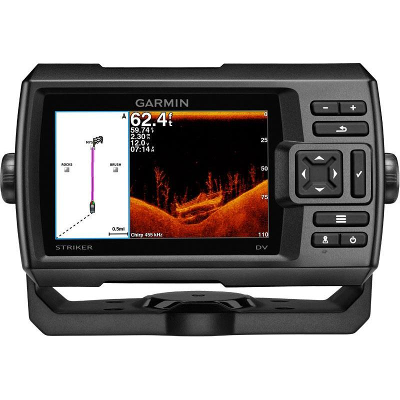 fishfinder / gps garmin striker 5dv, Fish Finder