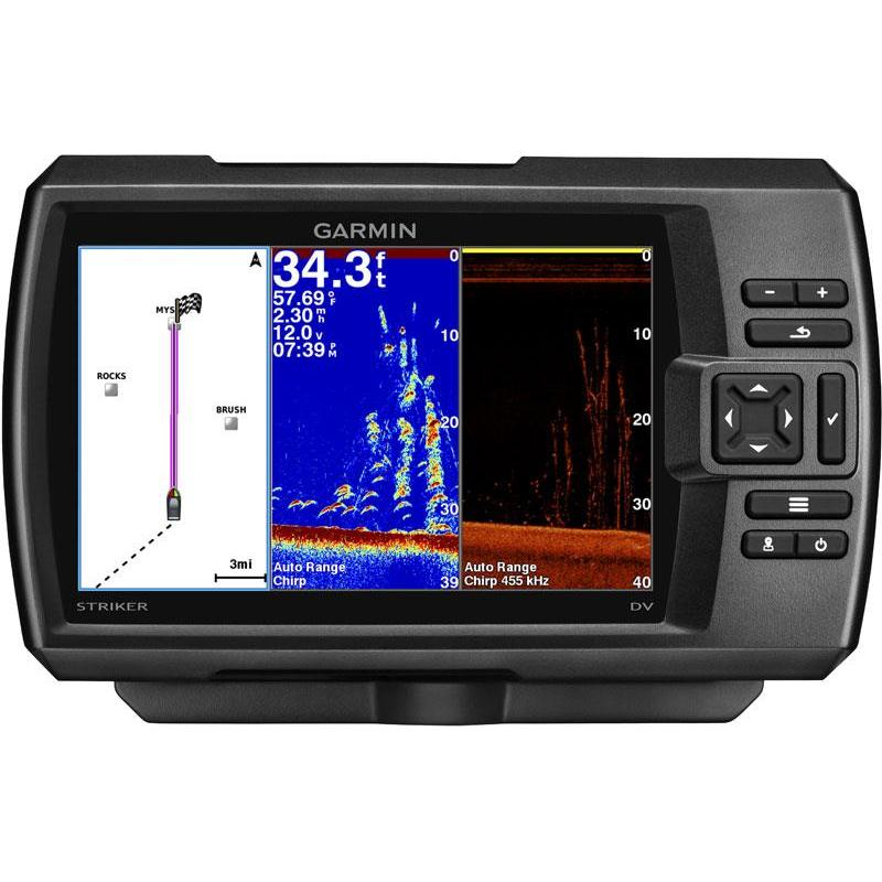 fishfinder / gps garmin striker 7dv, Fish Finder