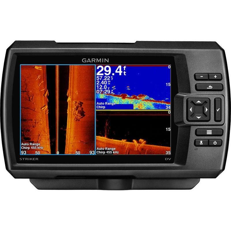 fishfinder / gps garmin striker 7sv, Fish Finder