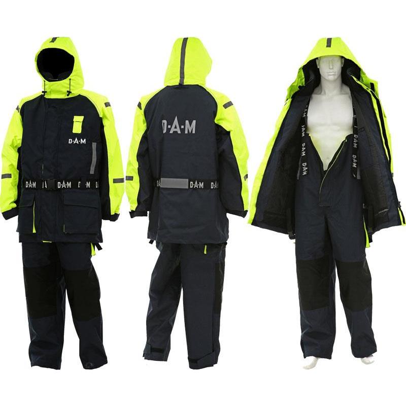 FLOATING SUIT DAM SAFETY BOAT SUIT