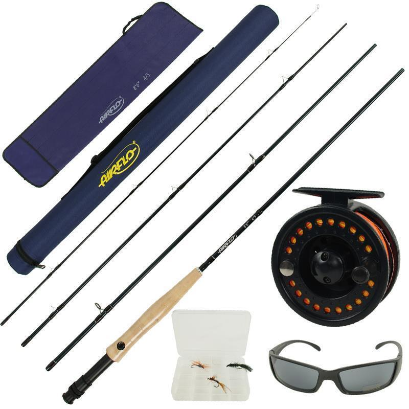 Fly fishing combo airflo ready to fish for Fly fishing combos