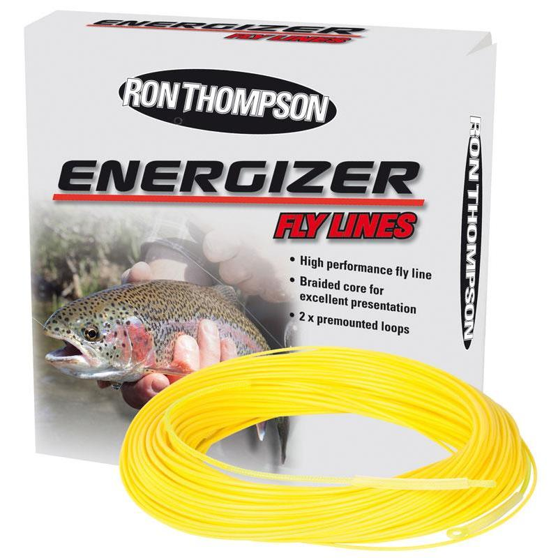 Fly fishing line ron thompson energizer fly line floating for Floating fishing line