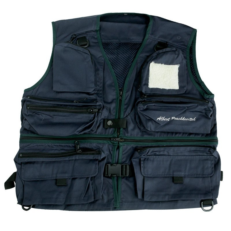 All the fishing world and even more for Fly fishing vest