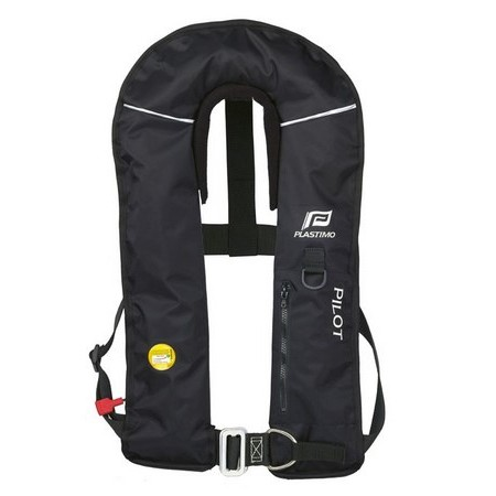 GILET GONFLABLE PLASTIMO PILOT RACE 150N