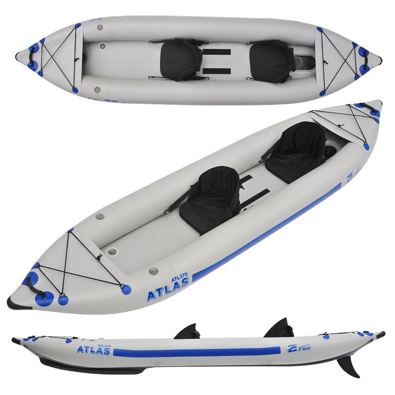 Kayak gonflable 2 places zpro atlas alt375 - Kayak gonflable 2 places ...