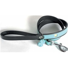 LAISSE CUIR POUR CHIEN IMAGE BOWXY