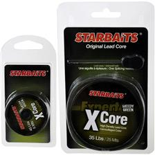 LEAD CORE STARBAITS XCORE WEEDY CREEN