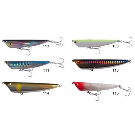LEURRE DE SURFACE TACKLE HOUSE TKRP SWIMMING RIPPLE POPPER 90