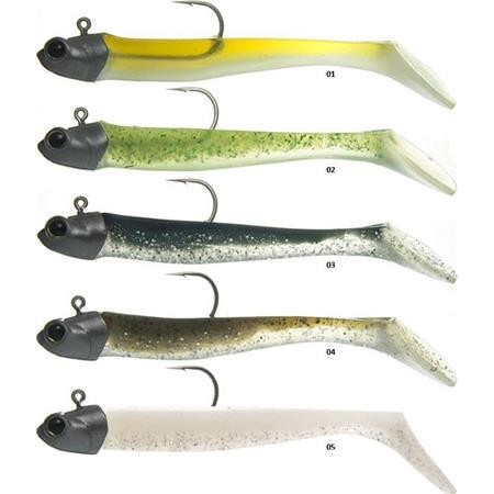 Leurre souple ultimate fishing sayori ready 2 fish 14cm for Ready 2 fish
