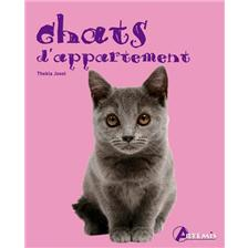 LIVRE - CHATS D&#39;APPARTEMENT