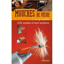 LIVRE - MOUCHES DE PECHES - L&#39;ENCYCLOPEDIE