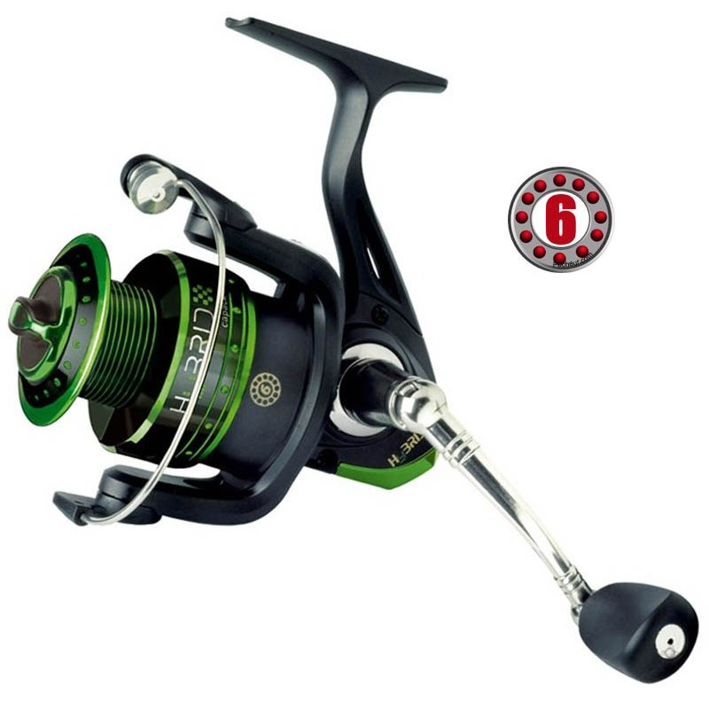 All the fishing world and even more for Browning fishing reels