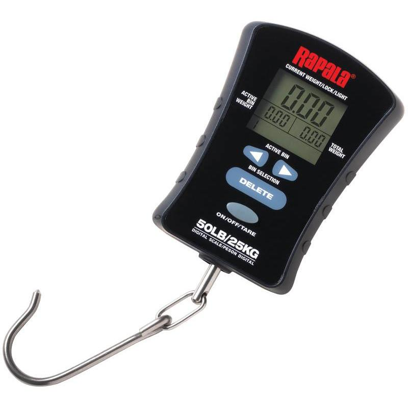 mini digital fish scale rapala 25 kg