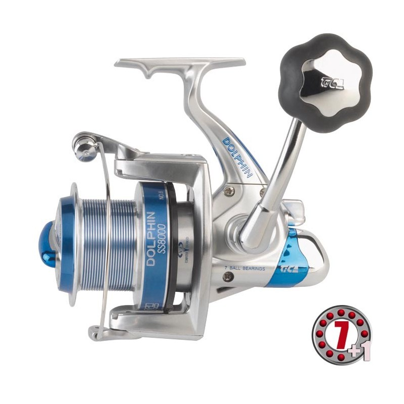 moulinet tica dolphin