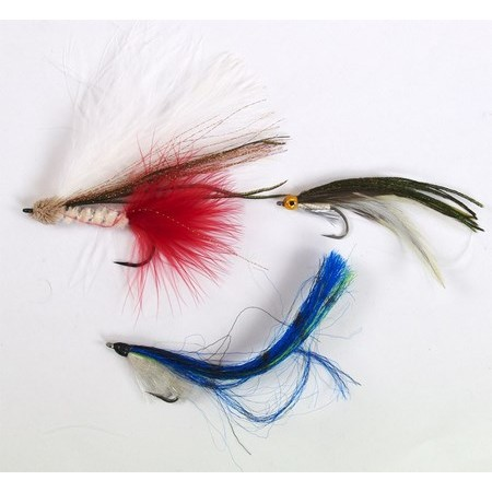 PACK 3 MOUCHES GUY PLAS STREAMERS A BROCHET