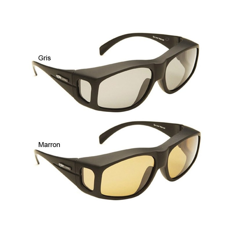 Cocoons Over Glasses Sunglasses