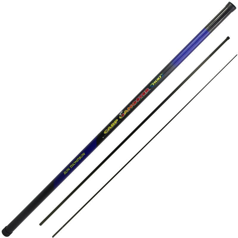 Pole rod ron thompson carp gangster 11m pole package for Ulrich pfeil