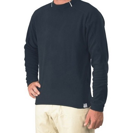 POLO MANCHES LONGUES HOMME MICROPOLAIRE XM