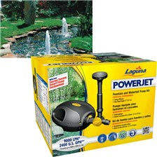 POMPE POUR BASSIN LAGUNA POWERJET