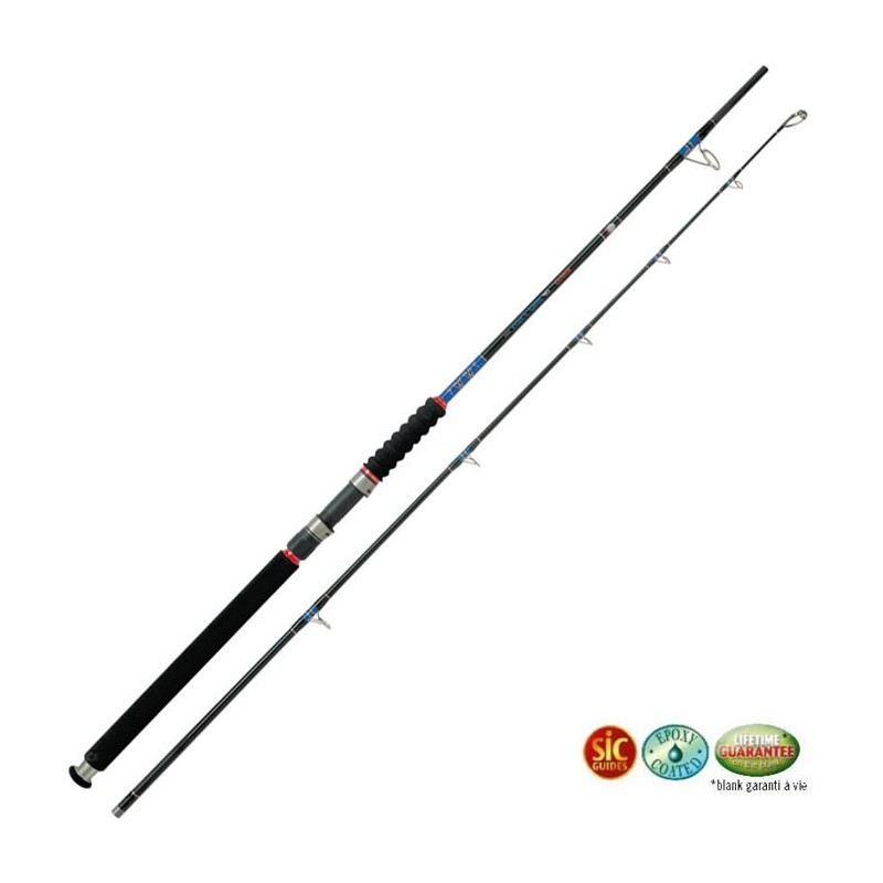 All the fishing world and even more for Rhino fishing rod