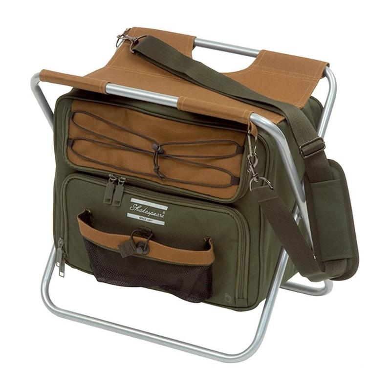 Siege Avec Sac Isotherme Shakespeare Stool With Cooler Bag
