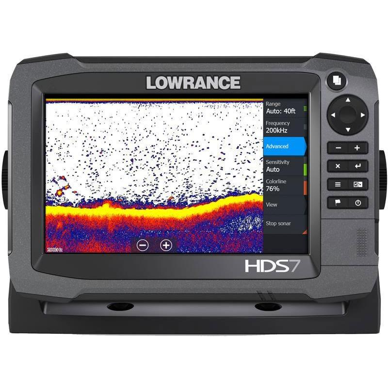 sondeur gps couleur lowrance hds 7 gen3. Black Bedroom Furniture Sets. Home Design Ideas