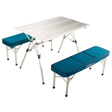 TABLE PLIABLE COLEMAN POUR 4 PACK AWAY