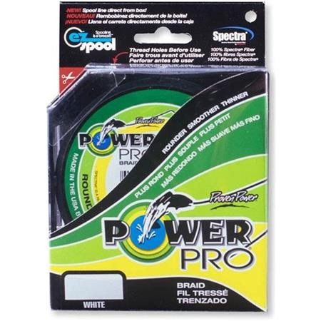 TRESSE POWER PRO BLANCHE