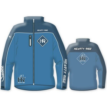 VESTE HOMME HEARTY RISE