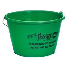 15L GREEN BUCKET SENSAS