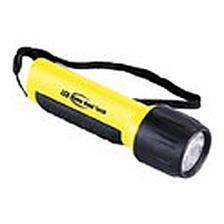 4-LED WATERPROOF TORCH PLASTIMO