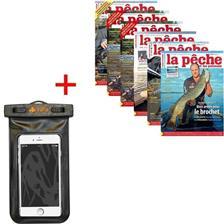 ABONNEMENT MAGAZINE LA PÊCHE & LES POISSONS + PHONEPACK HPA