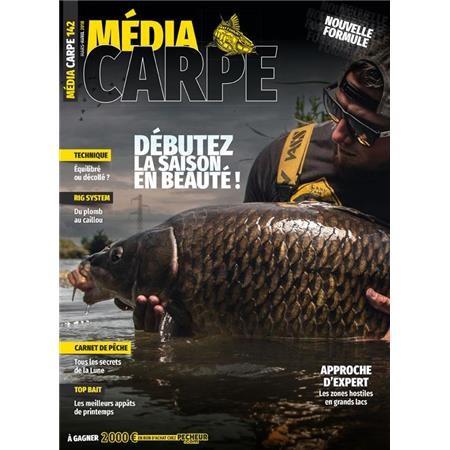 ABONNEMENT MAGAZINE MEDIA CARPE