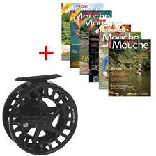 ABONNEMENT MAGAZINE PECHE MOUCHE + MOULINET ECLIPSE JMC