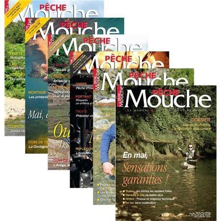ABONNEMENT MAGAZINE PECHE MOUCHE