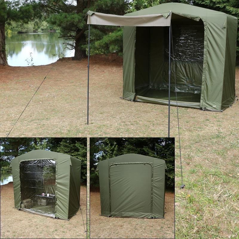 abri fox royale cook tent station. Black Bedroom Furniture Sets. Home Design Ideas