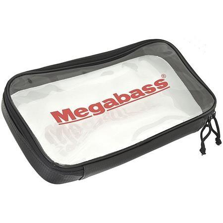ACCESSOIRE TASJE MEGABASS CLEAR POUCH