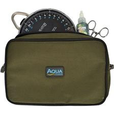 ACCESSORY POUCH AQUA PRODUCTS BLACK SERIES DELUXE SCALES POUCH