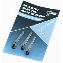 ACCROCHE APPAT NASH PLASTIC SWIVEL BAIT SCREW