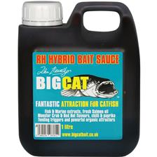 Baits & Additives Big Cat RH HYBRID BAIT SAUCE RHSAUCE1LTR