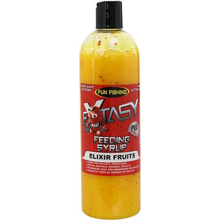ADDITIF LIQUIDE FUN FISHING EXTASY FEEDING SYRUP